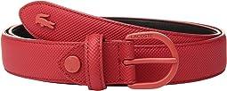 L.12.12 Pique PVC Belt