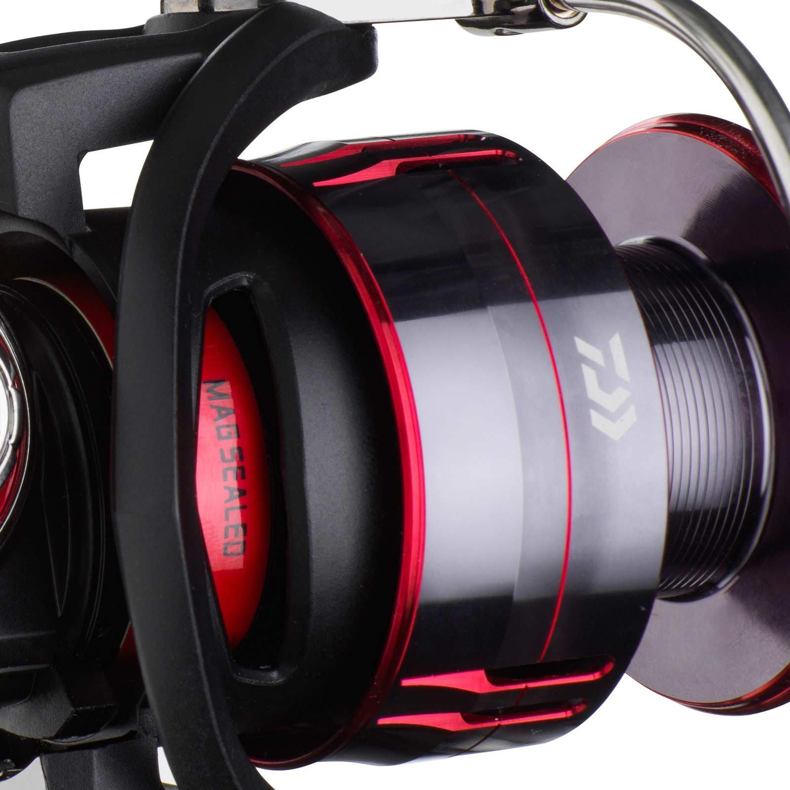 Daiwa 0001-4678 Fglt4000D-C Fuego Lt Spinning: Amazon.es: Deportes ...