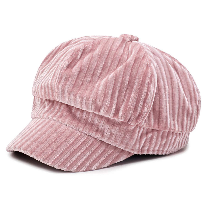 Bakerboy Hat Pink Hat Pretty pink Hat Womans Newsboy Pink Newsboy Snow Hat Ski Hat Apple Hat Womens Winter Hat