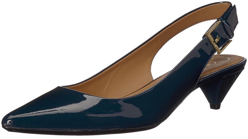 人質推測ビジター[Calvin Klein] レディース LARA カラー: ブルー