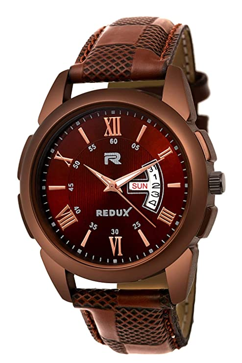 Redux Analog Linear Designer Dial Men's   Boy's Watch Wrist Watches
