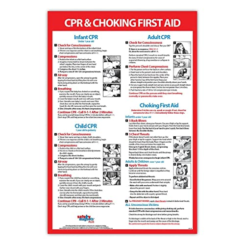 photo relating to Cpr Posters Free Printable called Heimlich Maneuver Poster: