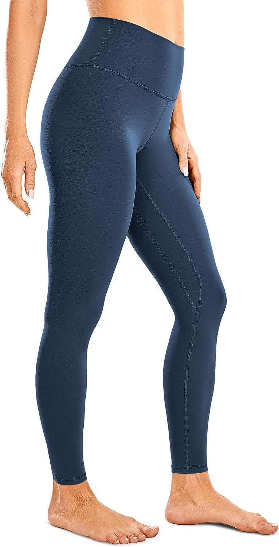 28 Inches CRZ YOGA Womens High Waisted Full-Length Yoga Leggings Workout Tights Yoga Pants Naked Feeling Soft