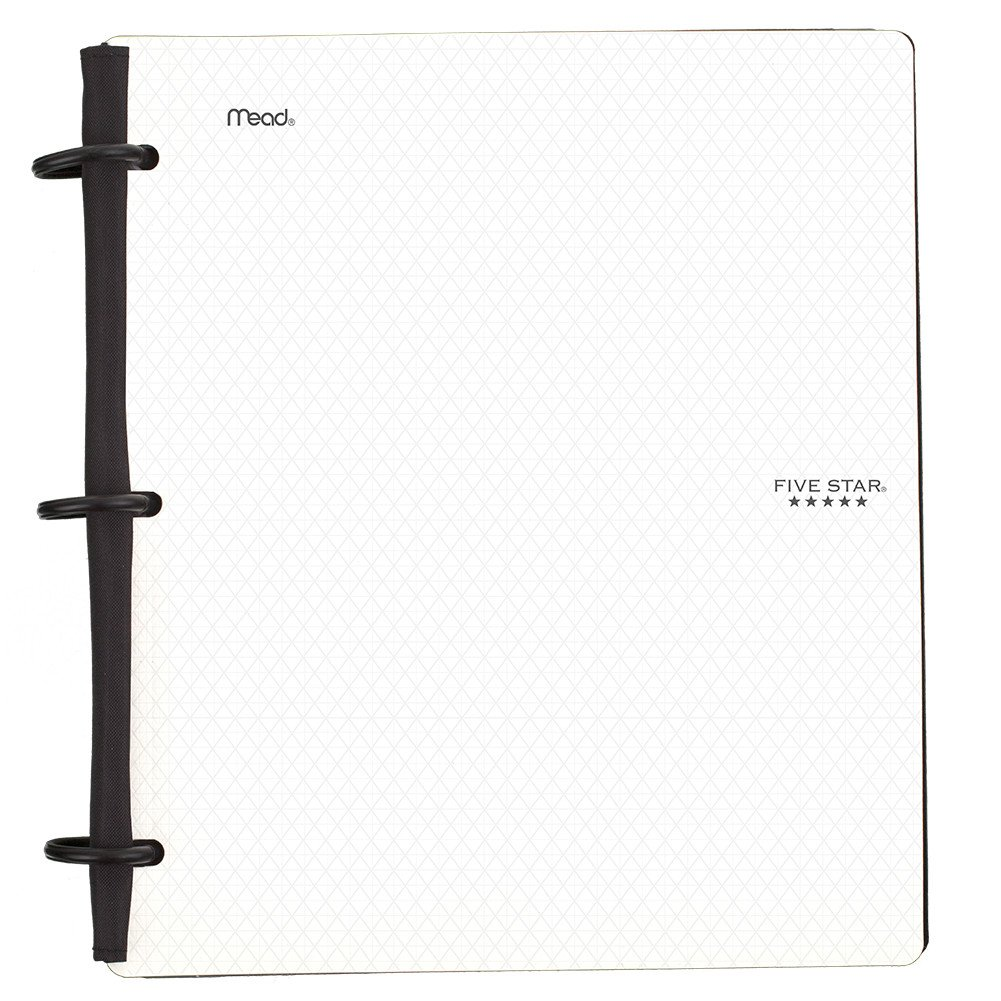 Five Star Notebinder Notebook 72516