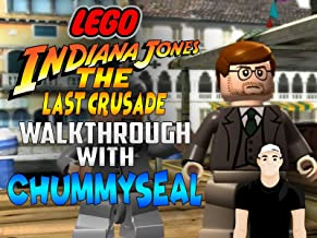 Lego Indiana Jones The Last Crusade Walkthrough With Chummy Seal
