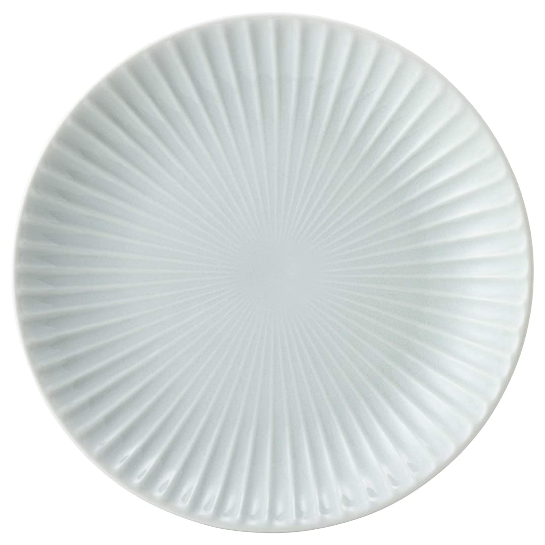 豪華な裏切りフットボールTAMAKI プレート ライン ホワイト 直径163×高さ2.3cm 電子レンジ?食洗機対応 日本製 T-884393