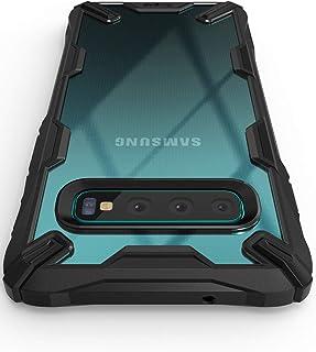 """Ringke Fusion-X Custodia Compatibile con Galaxy S10 (6.1""""), [Difesa Militare Testata] Protezione per Paraurti Posteriore T..."""