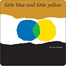 little blue little yellow activities