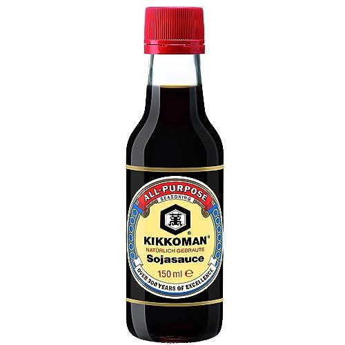 Kikkoman - Salsa de soja - Naturalmente fermentada - 150 ml ...