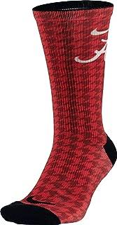 Nike Men`s College Elite Basketball Crew Socks