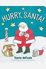 Hurry, Santa! Kindle Edition