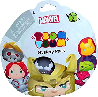 Marvel Tsum Tsum Mystery Series 2 Stack Pack