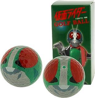 ホクシン交易 HTCゴルフ ゴルフボール 仮面ライダー グリーン BALL127 2個入り