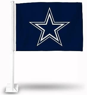 Rico Industries NFL Unisex-Adult Car Flag