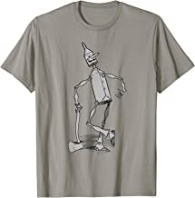 Tin Man Shirt - The Wizard Of OZ TShirt-Vintage Tin Man Tee T-Shirt
