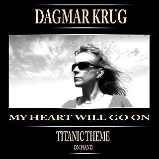 My Heart Will Go On - Titanic Theme On Piano