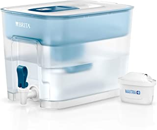 BRITA Distributeur d'eau filtrée Flow - 1 filtre MAXTRA+ inclus