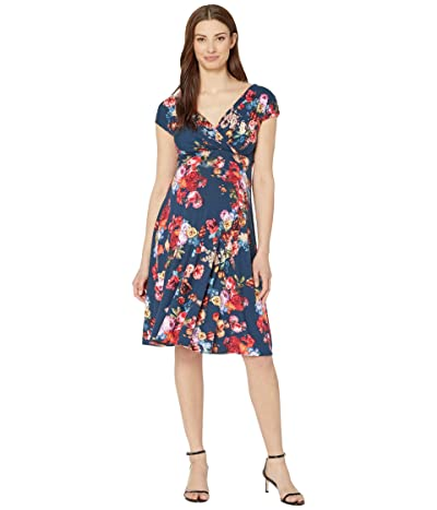 Tiffany Rose Alessandra Maternity Dress (Midnight Garden) Women