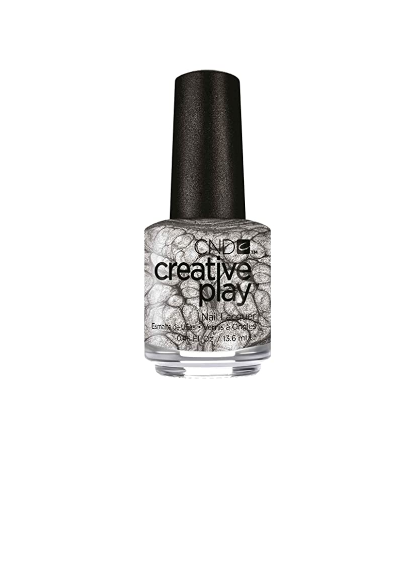 はがき彫刻司令官CND Creative Play Lacquer - Polish My Act - 0.46oz / 13.6ml