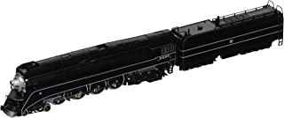 Kato USA Model Train Products N Scale GS-4 BNSF Black #4449