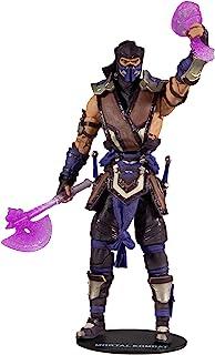McFarlane - Mortal Kombat 7 Figures 5 - Sub Zero (Winter Purple Variant)
