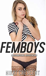 FEMBOYS: Crossdressing, Sissification