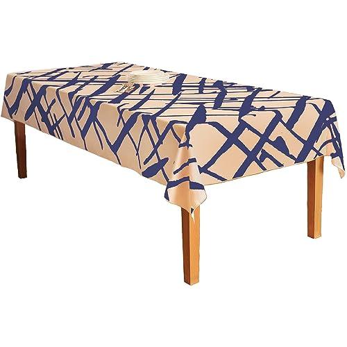 Modern Outdoor Tablecloths Amazon Com
