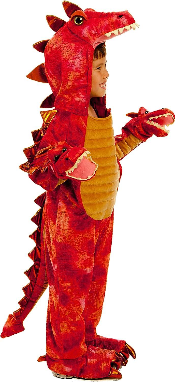 Princess Paradise Golden Dragon Costume large Child 4-6 Years