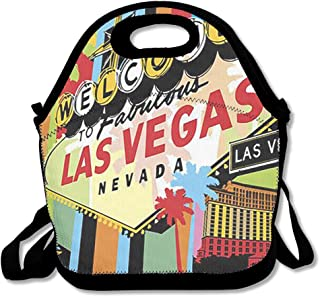PICNIC TIME NHL Vegas Golden Knights Pranzo Insulated Lunch Tote with Service for One