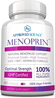menoprin natural menopause support