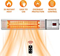 Best outdoor wall heaters Reviews