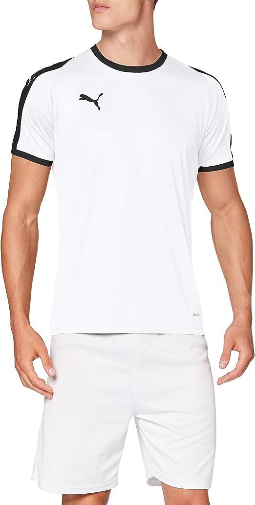 TALLA M. PUMA Liga Jersey Camiseta Hombre