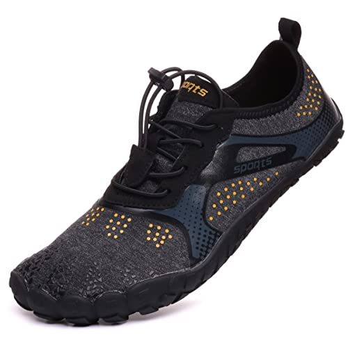 051302481 WHITIN Men's Athletic Water Shoes | Wide Toe Box | Barefoot Inspired