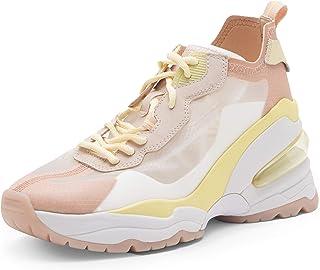 ASH Women's Delight High Platform Sneaker Casual Walking Shoes for Travel/Walking/Casual/Sport
