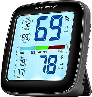 Best indoor outdoor hygrometer thermometer Reviews