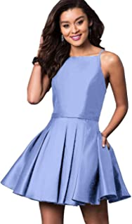 Best lace up short prom dress Reviews