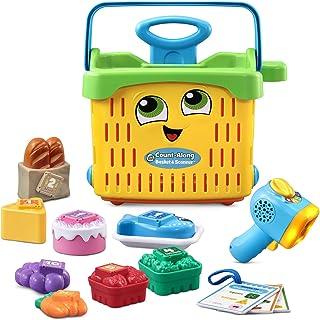 LeapFrog Count-Along Basket and Scanner, Multicolor