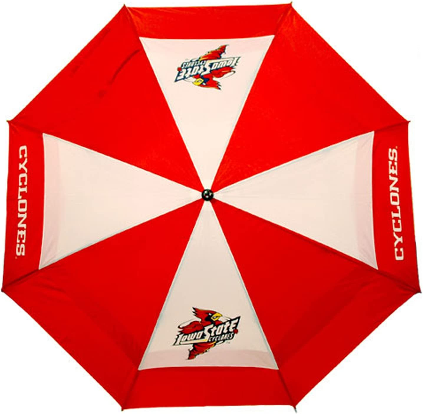 Team Golf NCAA Iowa NEW State 70% OFF Outlet Umbrella with Cyclones Protec 62