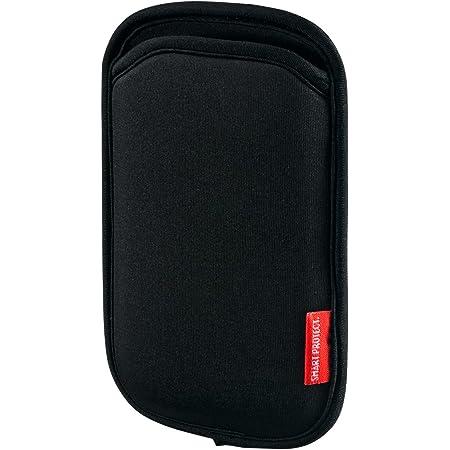 サンワサプライ マルチスマートフォンケース ブラック PDA-SPC1BK