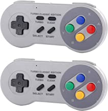 Cooldiy 2.4G Wireless Controller for SNES/NES Classic Edition and PC