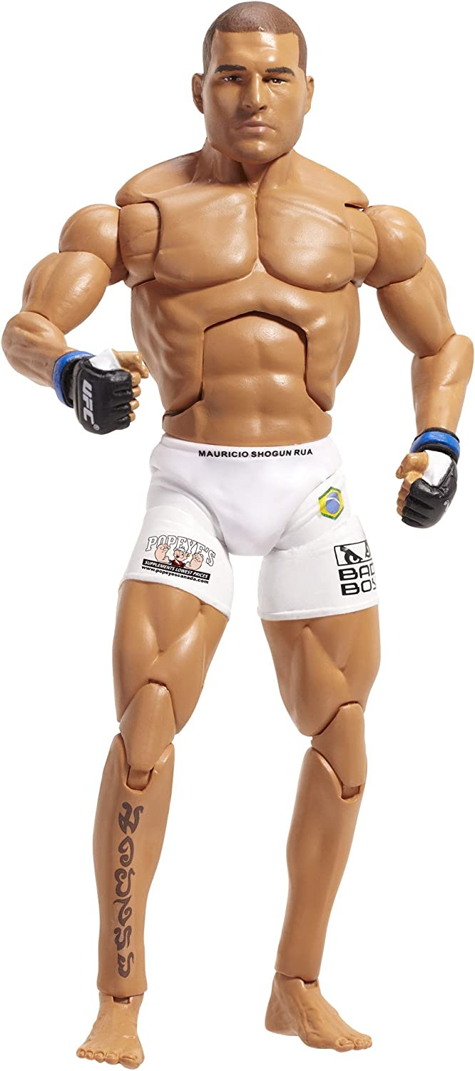 Jakks Pacific UFC Ultimate Fighting Championship Series 9 Deluxe Action Figure  Mauricio Shogun Rua