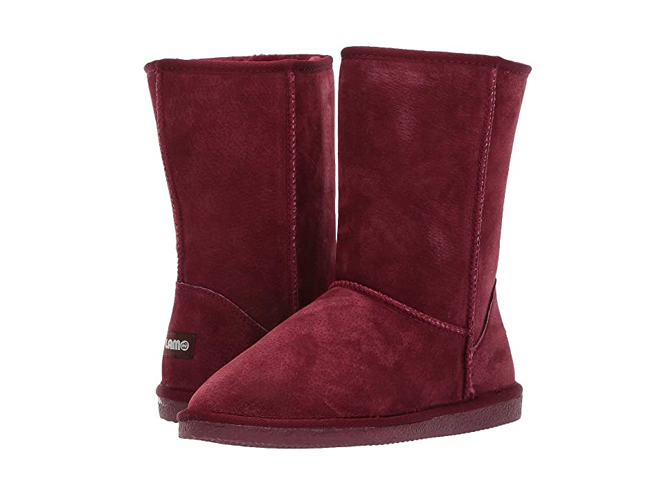 Lamo 9 Boot (Burgundy) Women