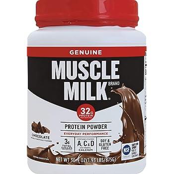 Muscle Milk Chocolate 1.93 lbs