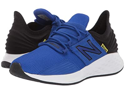New Balance Kids Fresh Foam Roav (Little Kid) (UV Blue/Black) Boys Shoes