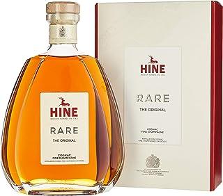 HINE RARE VSOP The Original Cognac Fine Champagne 1x0,7l - aus dem Hause Thomas Hine - Herkunft Jarnac, Region Cognac, Frankreich - Blend aus ca. 20 Destillaten
