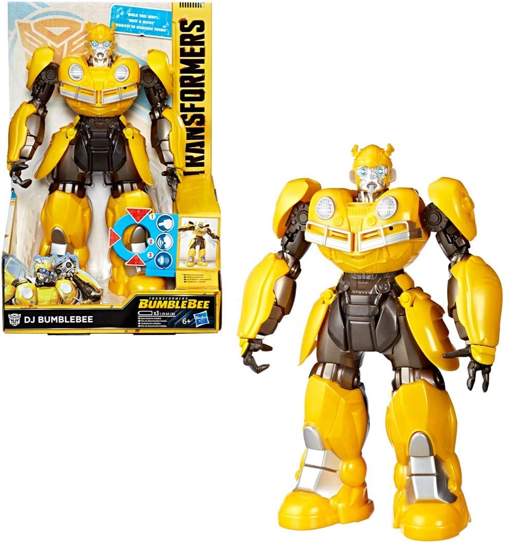 TransformersMV6 Dj Bumblebee(Hasbro E0850EU5)