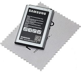 Batterie pour Samsung d'origine B550ABE Li-Ion pour Samsung Xcover 550 B550H avec chiffon de nettoyage mungoo