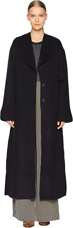 Cordelia Maxi Wool Coat