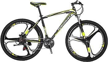 Eurobike TSMX1 Cross Country Mountain Bike