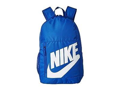 Nike Kids Elemental Backpack (Little Kids/Big Kids) (Game Royal/Black/White) Backpack Bags